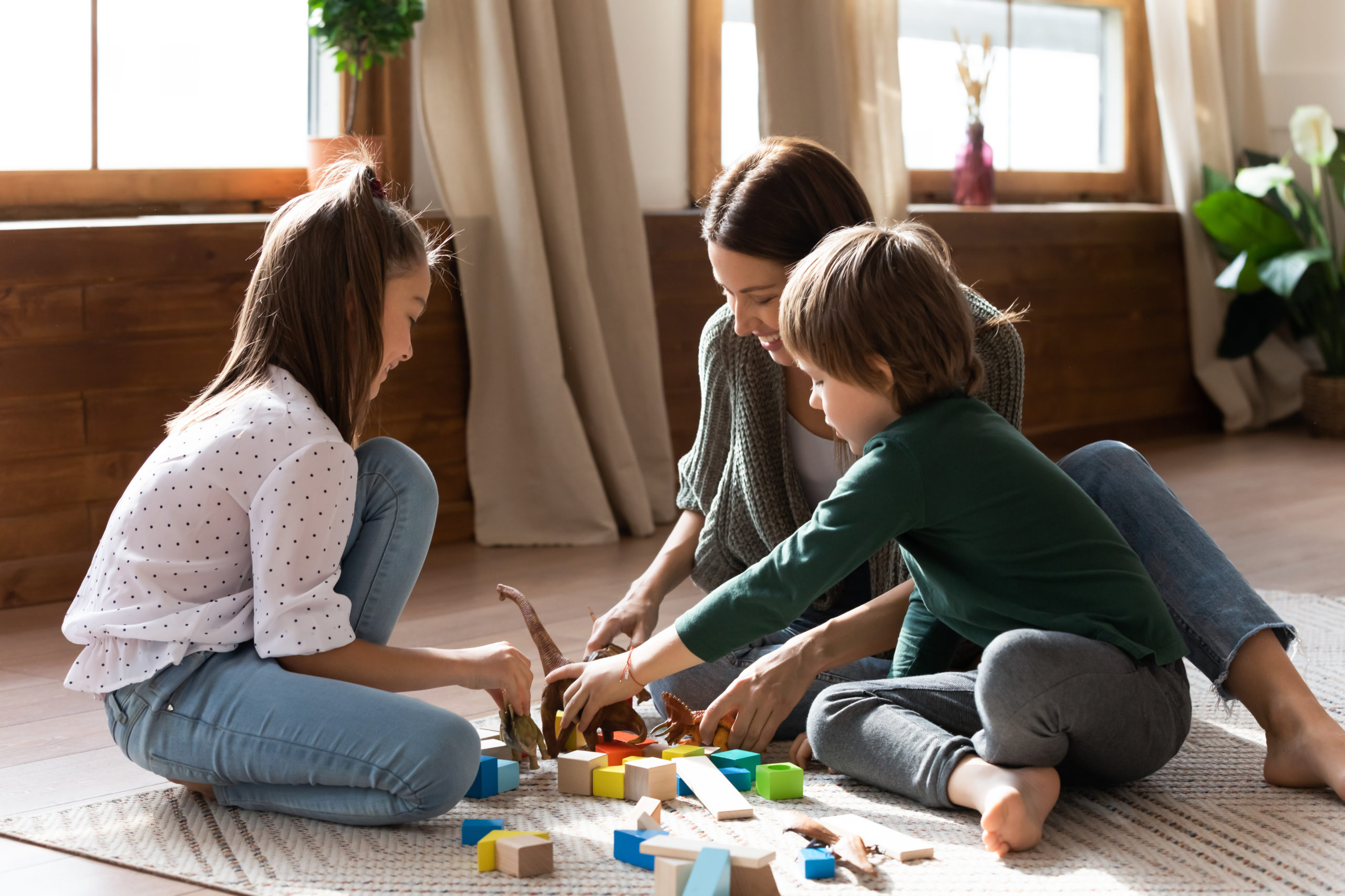 child and family therapy services